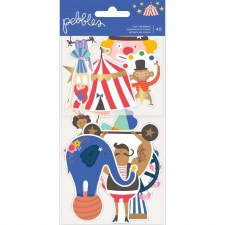 Big Top Dreams Ephemera Die Cuts