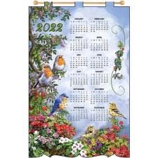 2022 Felt & Sequin Calendar Kit- Bird Song