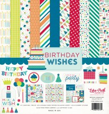 Birthday Wishes Boy Collection Kit