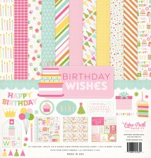 Birthday Wishes Girl Collection Kit