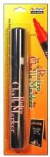 Bistro Chalk Marker, Bullet Tip- Black