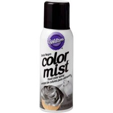 Color Mist Spray, 1.5oz- Black
