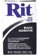 Rit Powder Dye - Black