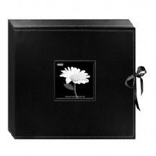 Pioneer Leatherette Album Box- Black