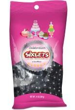 SweetWorks Celebration Sixlets 14oz- Black