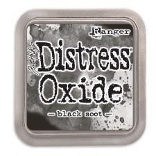 Tim Holtz Distress Oxide- Black Soot Ink Pad