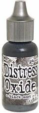 Tim Holtz Distress Oxide- Black Soot Ink Refill