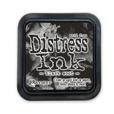 Tim Holtz Distress Ink- Black Soot Ink Pad