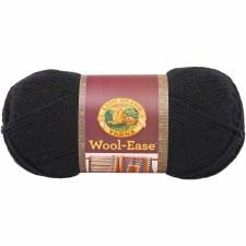 Wool Easet Yarn- Black