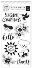 Bloom Street Clear Stamps