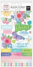 Bloom Street Stickers- Sticker Book