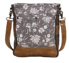 Myra Shoulder Bag- Blossom Print