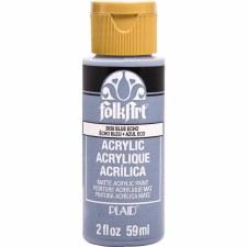 FolkArt 2oz. Acrylic Paint- Blue Echo