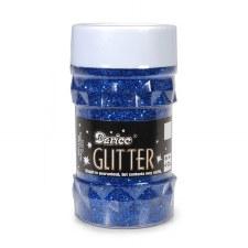 Darice Glitter 4 oz. Jar- Royal Blue
