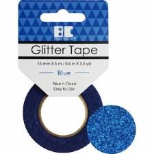 Best Creation Glitter Tape- Blue