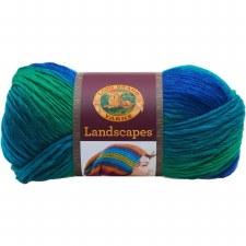Landscapes Yarn- Blue Lagoon