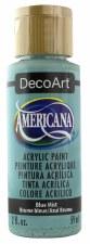 Americana Acrylic Paint, 2oz- Blues: Blue Mist