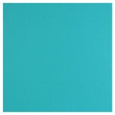 12x12 Blue Cardstock- Blue Prism