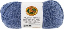 Touch of Alpaca Yarn- Blue