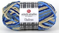 Chateau Yarn- Blue Velvet