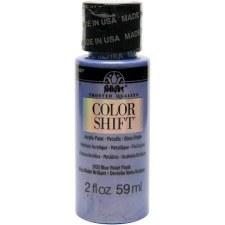 FolkArt Color Shift Metallic Acrylic Paint, 2oz- Blue Violet