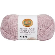 Touch of Alpaca Yarn- Blush