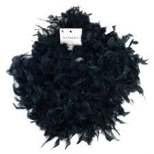 Feather Boa- Black