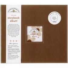 Doodlebug 12x12 Storybook 3-Ring Album- Bon Bon