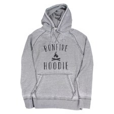 Neverwinter Bonfire Hoodie, Grey- Small