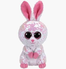 Beanie Flippable Sequins Collection- Bonnie the Bunny