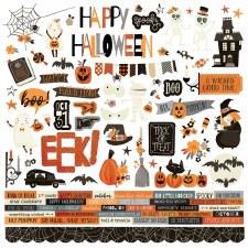 Boo Crew Sticker Sheet