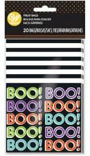 Halloween Baking- Mini Treat Bags: Boo, 20ct