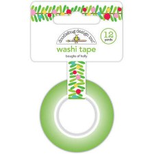 Christmas Magic Washi Tape- Boughs of Holly