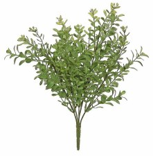 """Boxwood Bush, 12""""- Moss Green"""