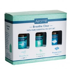 Essential Oil Set- Breathe Clear