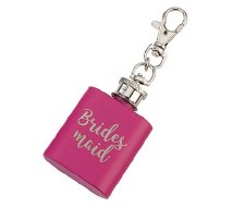 Mini 1oz Flask- Bridesmaid