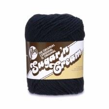 Sugar 'n Cream Yarn, Solid- Bright Navy #9
