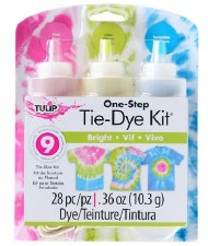 Tie Dye Kit: One Step- Brights