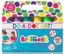Do-A-Dot Art! Marker Set- Brilliant