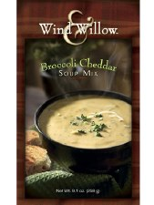 Wind & Willow Soup Mix- Broccoli Cheddar