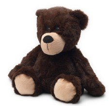 Warmies Cozy Plush: Bear, Brown