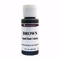 Food Coloring Liquid - Brown