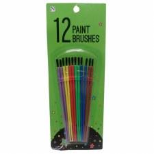 12pc Paint Brush Set
