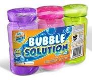 Bubble Solution, 3pk