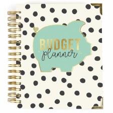 Carpe Diem Spiral Planner- Budget