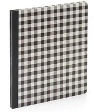 Sn@P! 6x8 Patterned Flipbook- Buffalo Check