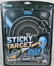 Hog Wild Bullseye Sticky Target