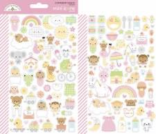 Bundle of Joy Stickers - Mini Icons