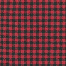 Bolted Fabric- Red Checked