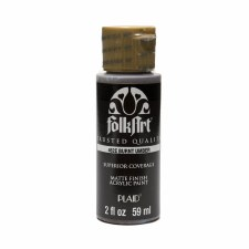 FolkArt 2 Oz. Acrylic Paint- Burnt Umber